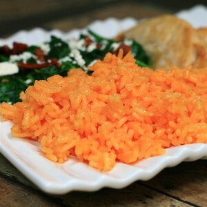 Yellow Rice for Rice Cookers