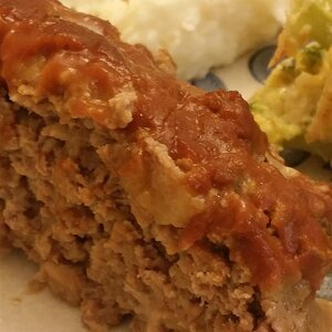 Barbeque Ranch Meatloaf