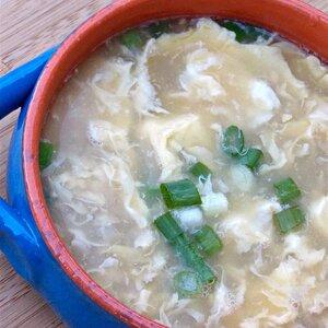 Hearty Irish Egg Drop Soup