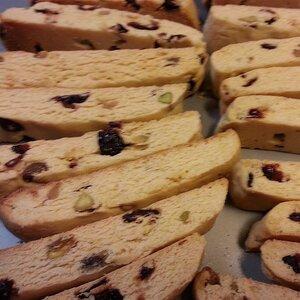 Biscotti Dessert Cookies