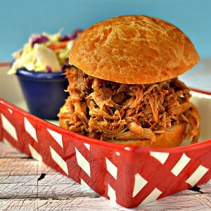 Tasty Slow Cooker Pulled Pork