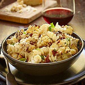 Roasted Cauliflower Pasta Toss