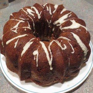 Fresh Apple Cake by MeMom