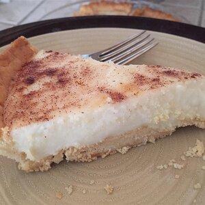 Sugar Cream Pie I