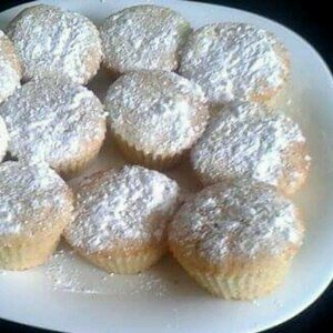 Brunch Cream Cheese Muffins