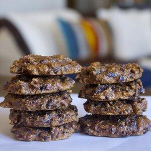 Skinny Girl Chocolate Chip Cookies