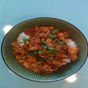 Spicy Hawaiian Slow Cooker Chicken Bulgogi