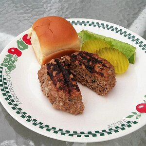 Turkey Black Bean Burgers
