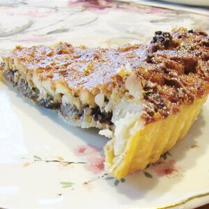Hawaiian Chocolate Macadamia Nut Tart