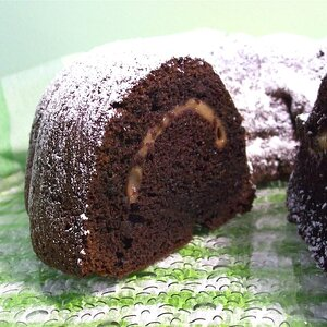 Mexican Mocha Bundt Cake