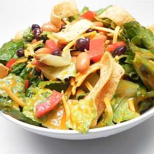 Spicy Tex-Mex Salad