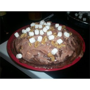 Rocky Road Turtles® Cake