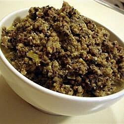 Olive Salad for Muffalettas
