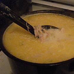 After-Thanksgiving Turkey Soup