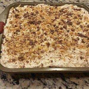 Peanut Butter Pie Surprise