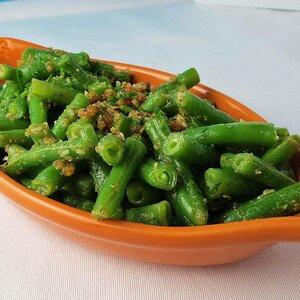 Marilyn's Green Beans Italiano