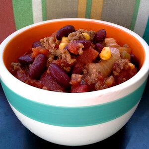Busy Day Slow Cooker Chili