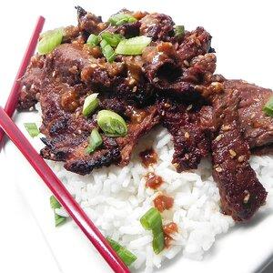 Spicy Beef Bulgogi