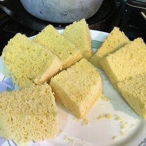5 Minute Microwave Cornbread
