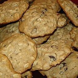 Oatmeal Buttermilk Cookies
