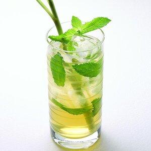 Iced Mint Green Tea