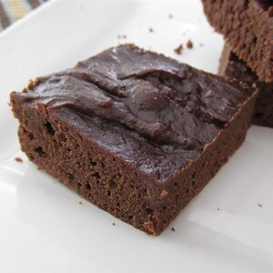 Kahlua® Brownies with Peanut Butter