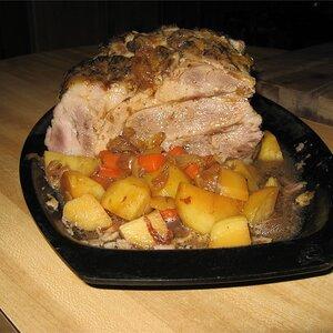 Czech Roast Pork