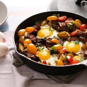 Steak and Egg Hash