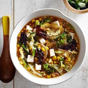 Tofu & Vegetable Stew