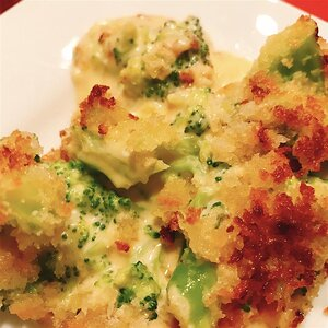 Broccoli Onion Deluxe