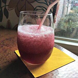 Fruit Punch Wine Slushie