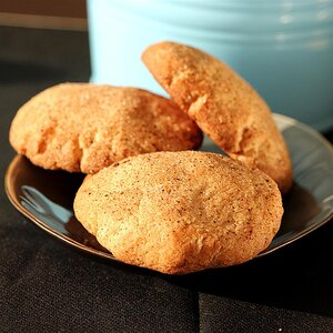 Snickerdoodles With a Hint of Ginger