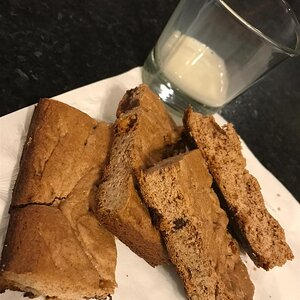 Easy Spiced Cake Mix Bars