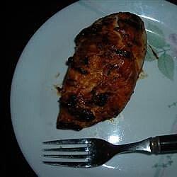 Orange Soya Sauce Marinated Chicken