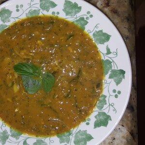 Thai Cucumber Soup