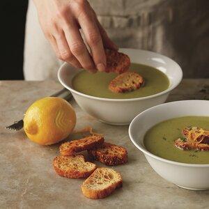 Quick Sweet Pea Soup