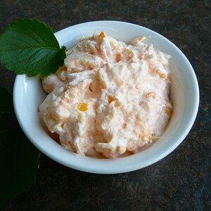 Orange Gelatin Salad