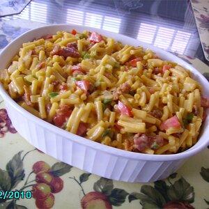 Bohemian Macaroni and Cheese