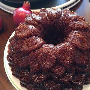 Moist Holiday Honeycake