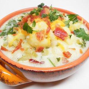 Kimmy's Potato Soup