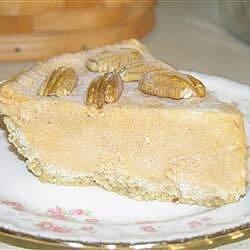 Grandma's Pumpkin Ice Cream Pie