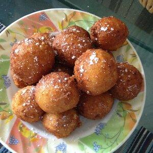 Russian Doughnuts