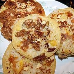 Island Pineapple Pancakes