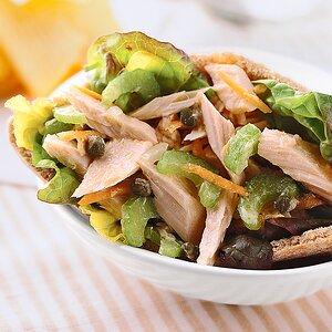 Tuna Salad Pockets