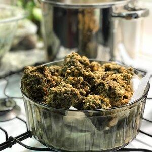 Bunuelos de Espinaca (Spinach Fritters)