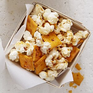 Barbecue Popcorn