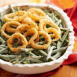 """Fried"" Onion Rings"