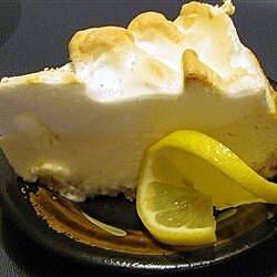 Light, Summery Lemon Cheesecake