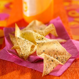 Crispy Cheese Chips