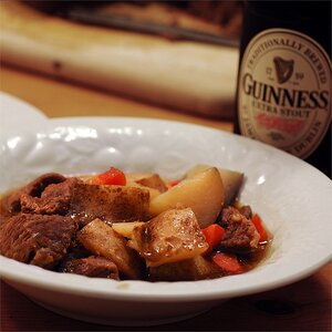 Irish Beef Stew with Guinness® Beer